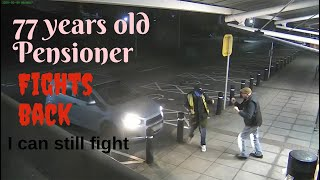 Trending! 77 year old man bravely fights off robber, video..