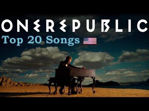 Top 20 Songs by OneRepublic (so far!)