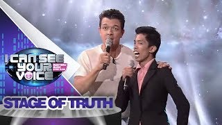 I Can See Your Voice PH: Jericho Rosales and Rolling Tinda Deep | Stage Of Truth