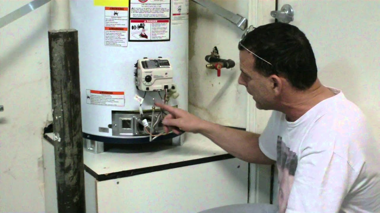 Water Heater Replacment Part 2 Troubleshooting Defective