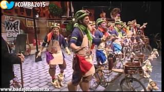 Los Mirinda, preliminares de 2015