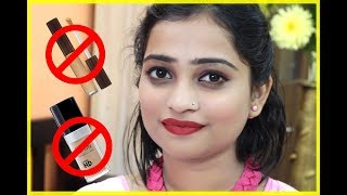 No-Foundation, No-Concealer - Easy Makeup Tutorial/ INDIAN MOM ON DUTY