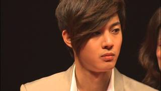[DVD] SS501 Kim Hyun Joong at BOF Premium Event in Yokohama 090905 (Part 1/2)