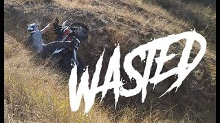 He wiped out! | SASM
