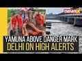 Flood Like Situation in Delhi, Yamuna River Flowing Above Danger Level Mark