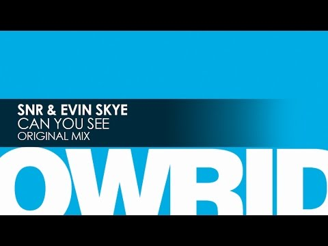 SNR & Evin Skye - Can You See