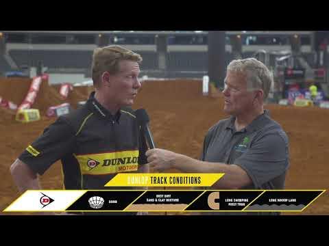 Dunlop Track Conditions Report - Arlington, TX