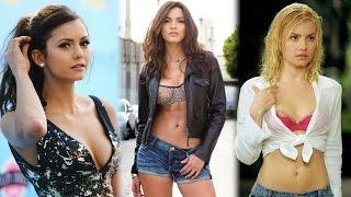 Top 10 Sexiest Canadian Female Celebrities