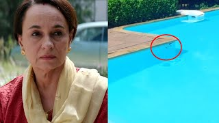 Alia Bhatt's mother finds a snake in her swimming pool, sh..