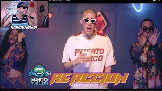 Cardi B, Bad Bunny & J Balvin - I Like It [Official Music Video] - REACCION