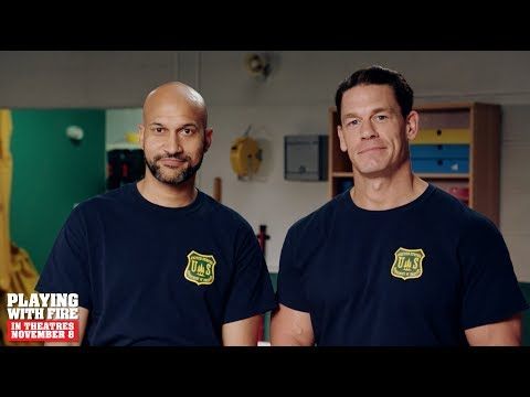 Playing With Fire (2019) - First Responders Day - Paramount Pictures