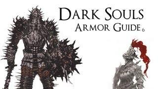 Dark Souls - Armor Guide: Special Armors