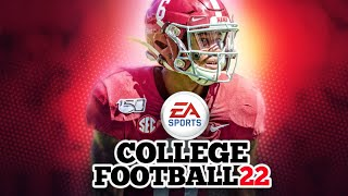 EA Sports College Football Release Date