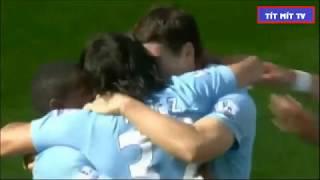 Trận đấu giữa Manchester Utd và Manchester City hấp dẫn nhất lịch sử