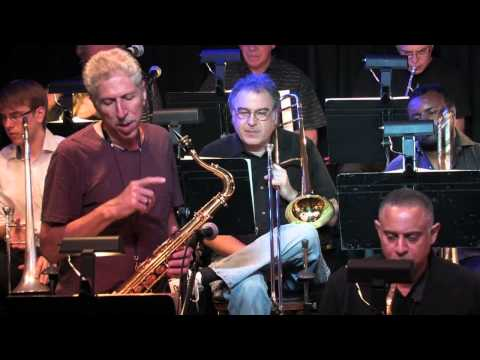 The Rehearsal featuring the Bob Mintzer Big Band