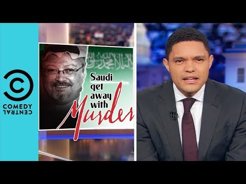 Saudi Arabia's Unreliable Story | The Daily Show With Trevor Noah