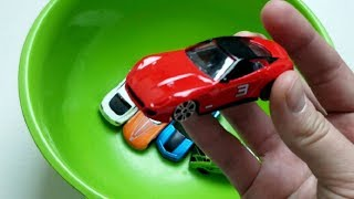 Colors for Children to Learn with Cars Toys / Educational Video Colors Collection for Children