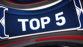 NBA Top 5 Plays Of The Night   January 17, 2021