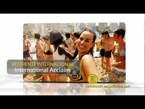 CONVENCIÓN SECTORFITNESS ¡VÍVELA! 2012