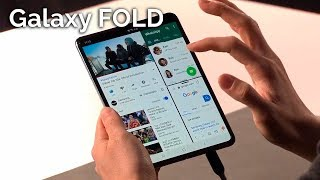 Video Samsung Galaxy Fold 512 GB Verde 9wAKlt3hTEM