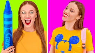 Transform And Create! || Creative Hacks To Upgrade Your Style