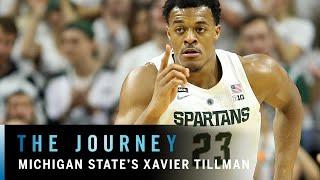 Meet Xavier Tillman | Michigan State | Big Ten Basketball | The Journey