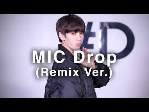 [ kpop ] BTS (방탄소년단) - MIC Drop Remix Ver.(마이크 드롭 리믹스) Dance Cover (#DPOP Mirror Mode)
