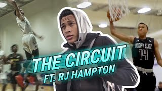 """I've NEVER Seen Nobody Stop Him!"" This Is How RJ Hampton Became The BEST Guard In The Nation!"