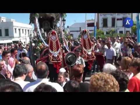 Salida: Hermandad Nuestra Señora del Rocio