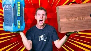 AMD RYZEN 7 REVIEW... WE DROP IT