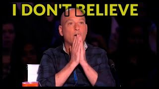 """Top 10 """"WHEN JUDGES STARTS to CRY"""" UNBELIEVABLY POWERFUL & BEAUTIFUL MOMENTS on AMERICA'S GOT TALENT"""