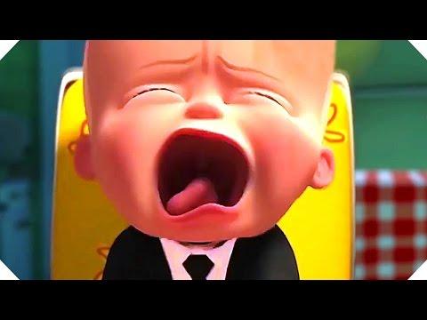 """BABY BOSS - """"Tu veux que je pleure ?"""" - Extrait VF (Animation, 2017)"""