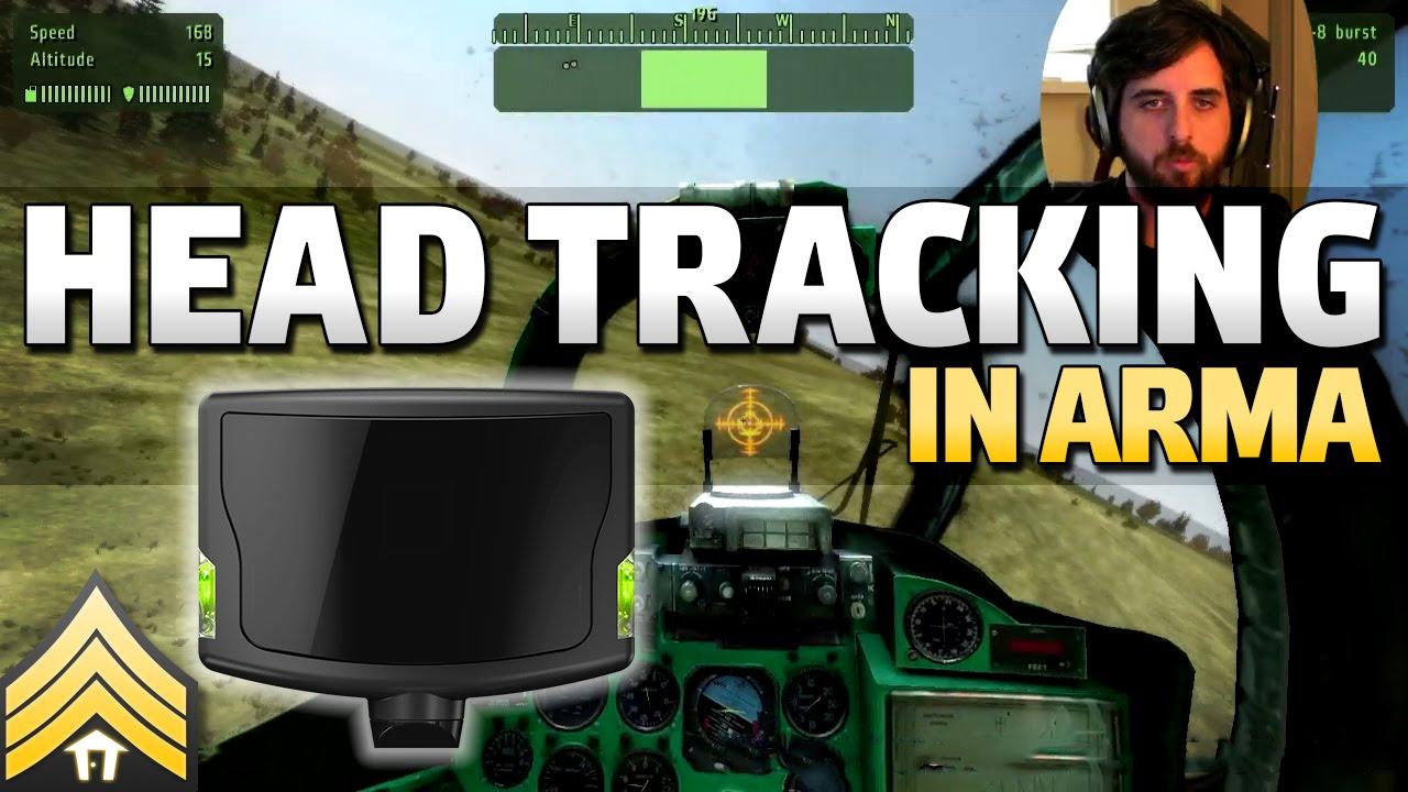 TrackIR 5 & Arma 2 Premiere (and DayZ, Arma 3, etc!) - YouTube