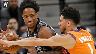 Phoenix Suns vs San Antonio Spurs - Full Game Highlights | January 24, 2020 | 2019-20 NBA Season