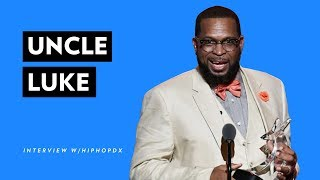 """Luther """"Uncle Luke"""" Campbell On Creating Southern Hip Hop"""