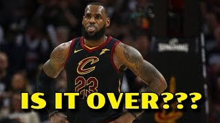 Why the Cleveland Cavaliers WILL NOT Make the NBA FINALS
