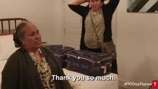 Asuelu And Kalani Say Their Goodbyes | 90DayFiancé Happily Ever After
