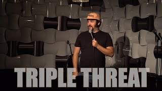 Triple Threat: Billy Bonnell