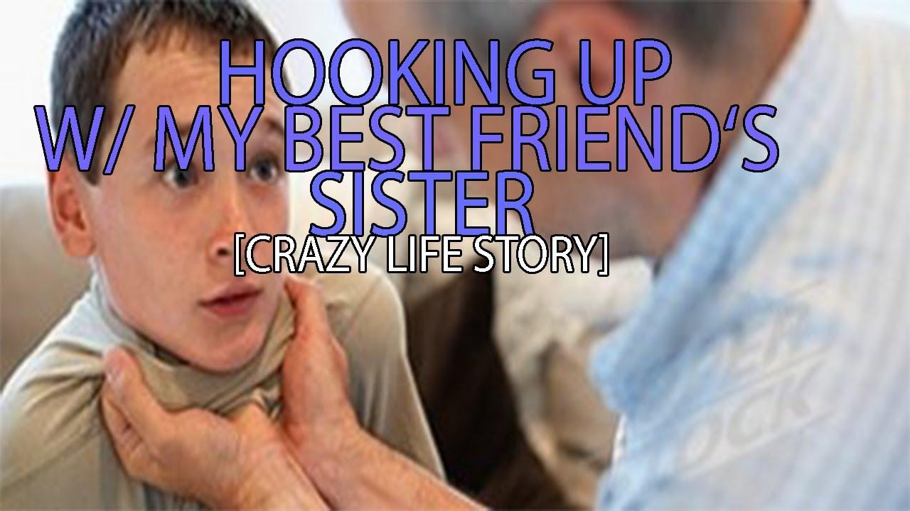 hook up story