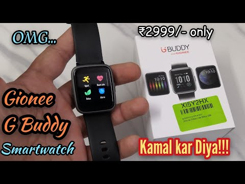 video Gionee Smart Life Smartwatch Review<span class=
