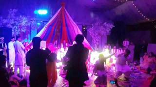 Ali's mehndi sibbi song dance