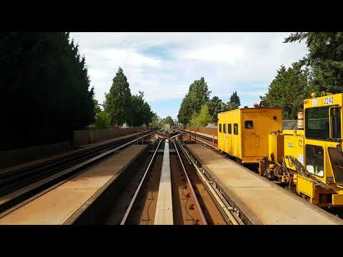 Vancouver SkyTrain going on 'tail' track