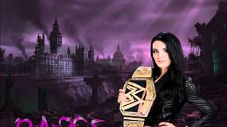 Paige Custom WWE Theme Song