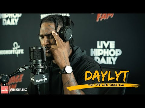 DAYLYT Spits ETHER on NAS Classic!! | #HighOffLife Freestyle 015