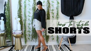 How to Style Shorts Women Over 30 | Spring Summer 2019