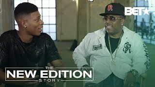Your Turn: Empire's Bryshere Y Gray Interviews Mike Bivins | The New Edition Story