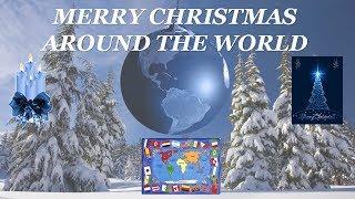 Merry Christmas Around The World!
