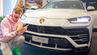 MY NEW LAMBO?! (Lamborghini URUS)