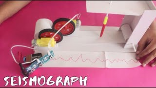 How to Build a Seismograph || WitBlox Full Project