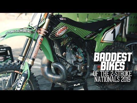 Baddest Bikes Of The 2-Stroke Nationals